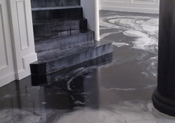 Corso per applicatori di pavimenti decorativi in resina autolivellanti e 3d - Pavimenti decorativi in resina ...