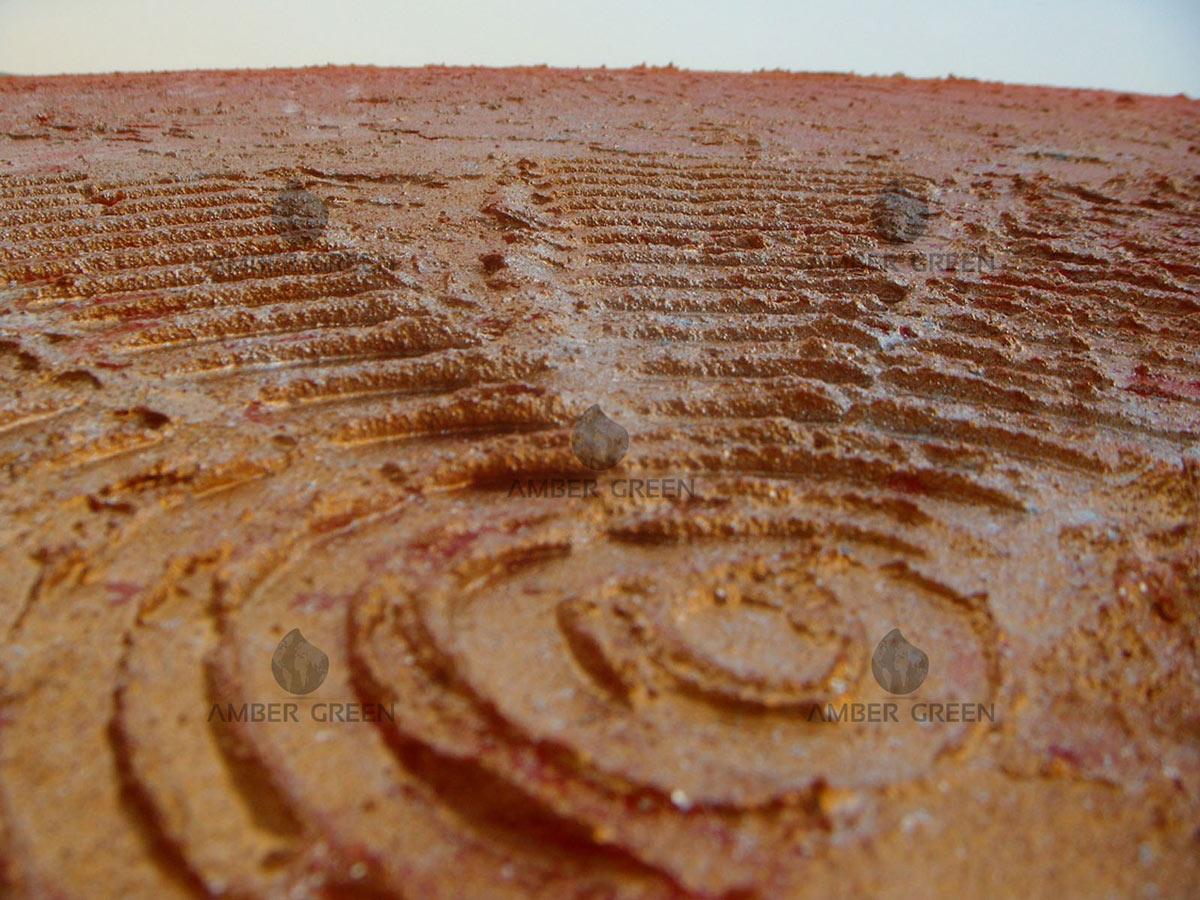 Creazione di pannelli in resina laboratorio ambergreen - Pannelli decorativi in resina ...
