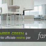Amber Green diventa consulente esclusivo di Spazio FareKe