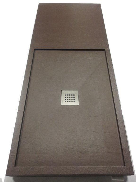 Pavimenti Doccia vari e in pietra - Polydesign & Ambergreen